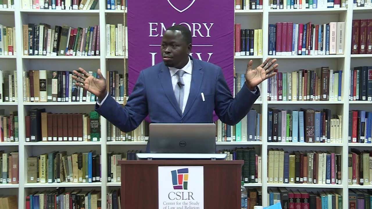 John Wamwara: Christianity and Human Rights in Africa series: Part II
