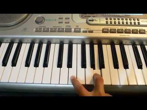 Zafar (La vela puerca) - TUTORIAL / PIANO