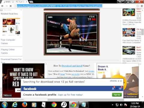 How to download WWE 12 for PC