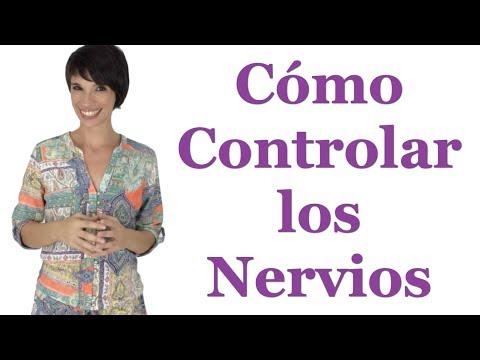 Cómo controlar los nervios