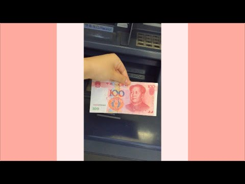 Shanghai Life: Go to the ATM and then buy lunch
