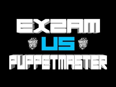 KOTD - Beatbox Battle - Exzam vs Puppetmaster