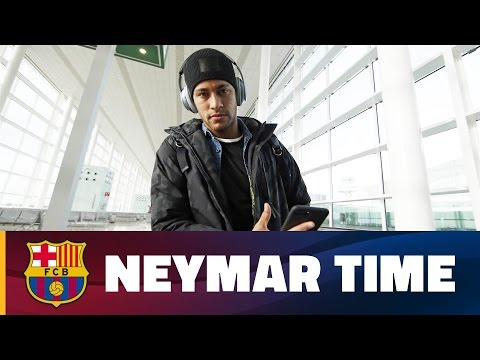 A day in the life of Neymar Jr thumbnail