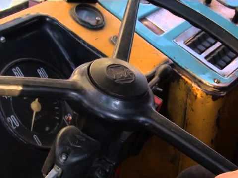 реставрируют автобус