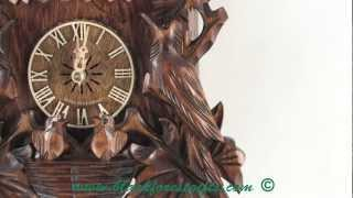 634-8mt Black Forest Gifts Cuckoo Clock