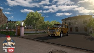 [ETS2 v1.27] Home Sweet Luxury Home in Limoges