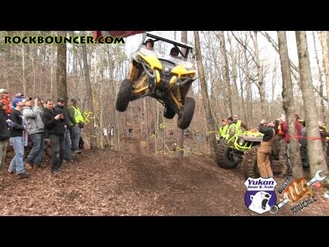 CAN AM MAVERICK JUMP GOES HUGE!