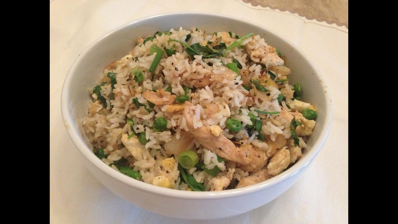 ii chicken fried rice chicken april s chicken fried rice chinese ...