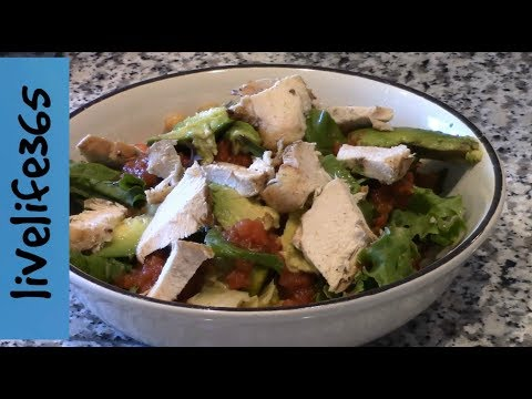 How to...Make a Killer Chicken & Bean Protein Bowl