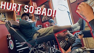 GETTING MY FIRST TATTOO!!!😱