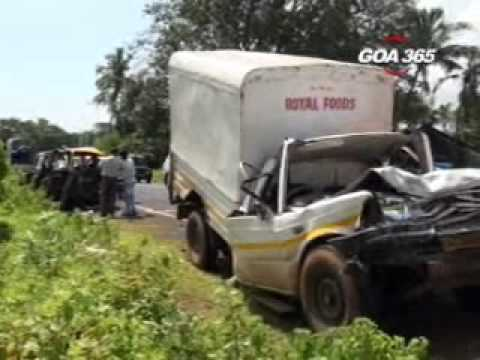 Four Tourists and a Taxi Driver Perish in a Horrific Accident at Agassaim on Wednesday