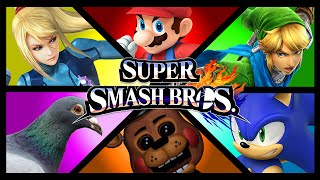 Super Smash Bros GMOD