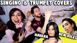Download Lagu HAVANA & NEW RULES COVER w/ Colleen Ballinger (Camila Cabello & Dua Lipa) Gratis STAFABAND