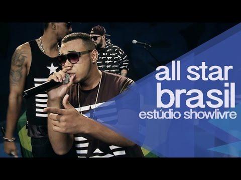 """""""Reggae do All-Star"""" - All-Star Brasil no Estúdio Showlivre 2014"""