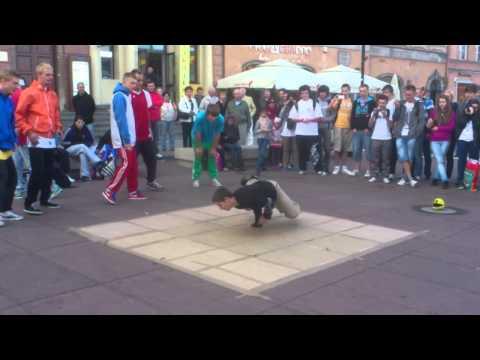 Breakdance Stare Miasto Warszawa