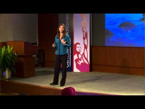 The Space Between Self-Esteem and Self Compassion: Kristin Neff at TEDxCentennialParkWomen