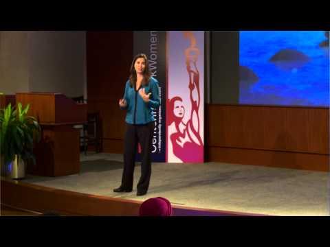 The Space Between Self-Esteem and Self Compassion: Kristin Neff at TEDxCentennialParkWomen