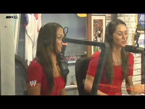 Kelly Kelly and The Bellas visit the