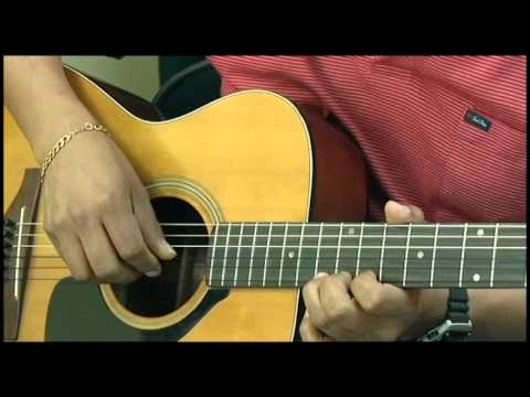 Triste Cancion El Tri Como tocar en guitarra tutorial acordes