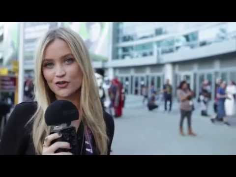 Star Wars Celebration 2015 - Laura Whitmore's Video Blog #3