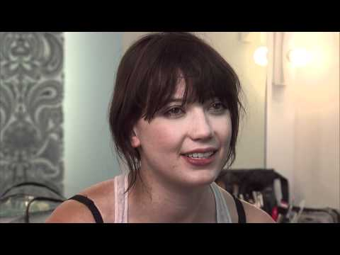 Daisy Lowe Beauty Interview For Pink Haired Princess
