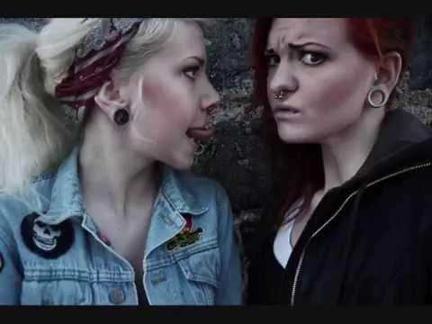 Paranoid Girls video