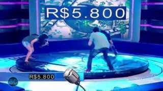 Priscila Alcantara No Cante Se Puder 24-04-2013 (SBT)