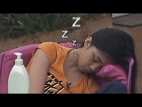 Prank ng housemates kay Maymay (full version shown in PBB Gold)
