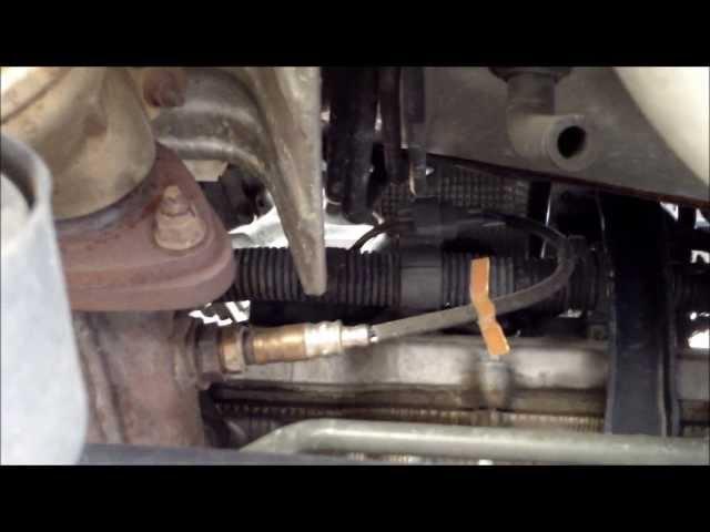 Repair P1135 air fuel ratio sensor Toyota Highlander ...