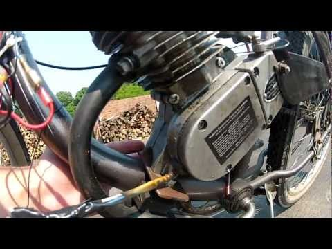 Grubee Skyhawk 66cc Beach Cruiser Modifications