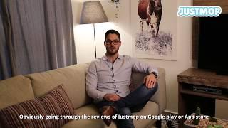 Justmop Customer Testimonials - Ryan