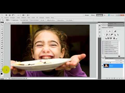 11) Nitidezza, Nitidezza, Nitidezza! – Photoshop CS5 – Tutorial Italiano