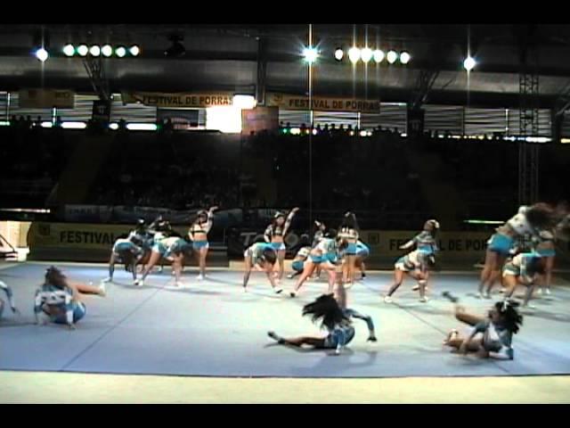 Spirit Elite, Campeón Festival Distrital de Porras 2011