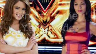 Cheryl Cole VS  Nicole Scherzinger