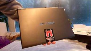 Toshiba Satellite Z830 Ultrabook Unboxing and Comparison