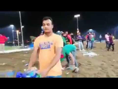 খেলা শেষে আবুধাবী স্টেডিয়াম পরিষ্কার করে দিলো প্রবাসী বাঙ্গালী ভাইয়েরা |  Cricket News | Pak v Ban