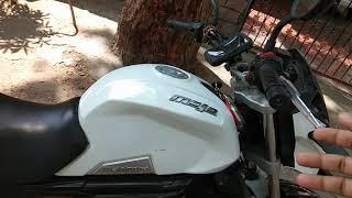 Mahindra mojo 300cc 6speed best Indian tourer 1