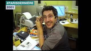 Extrait archives M6 Video Bank //  Alain Chabat : Les dessous du Burger Quizz (Paris Dernière )