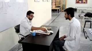 Rawal institute of health sciences funny clip on the life of medical student