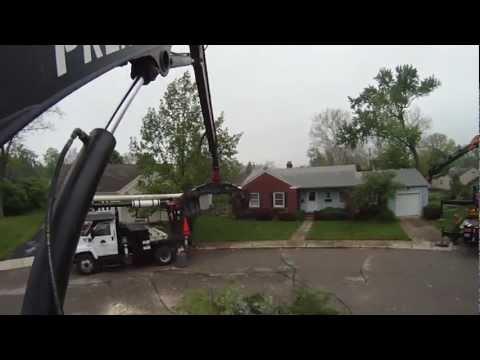 Tree Care Inc - Dayton OH: Grapple Cam
