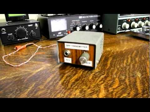 The Tuna Tin 2 - A Classic QRP Transmitter
