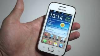 Видео Samsung Galaxy Ace Duos S6802 10:59