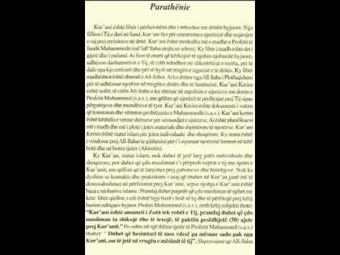 Faqe 1-8.Hyrje,mësimi i leximit të Kuranit Kerim
