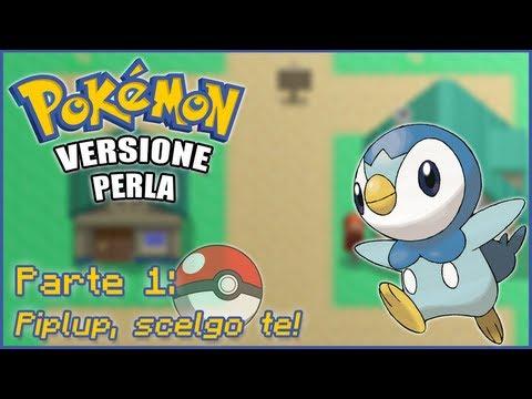 Guida Pokémon Perla Parte 1 Piplup scelgo te Haxo24
