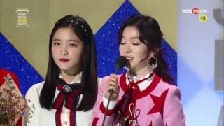 170119 26th Seoul Music Awards Red Velvet - Bonsang Award