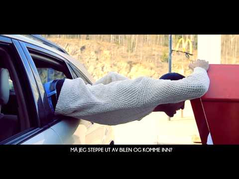 NORSK MC DONALDS DRIVE-IN-RAP (