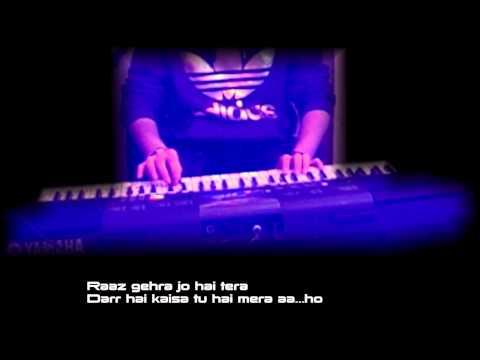 Deewaana kar raha hai-Raaz3 (Keyboard cover)