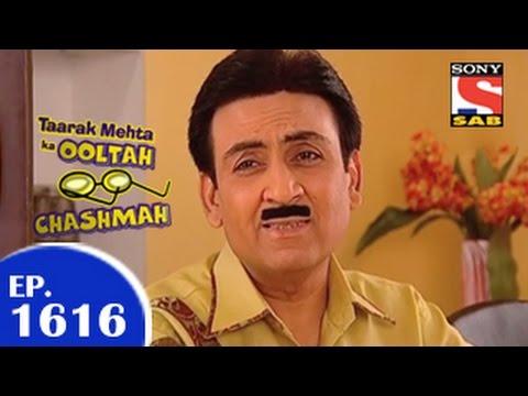 Taarak Mehta Ka Ooltah Chashmah - तारक मेहता - Episode 1616 - 26h February 2015 video