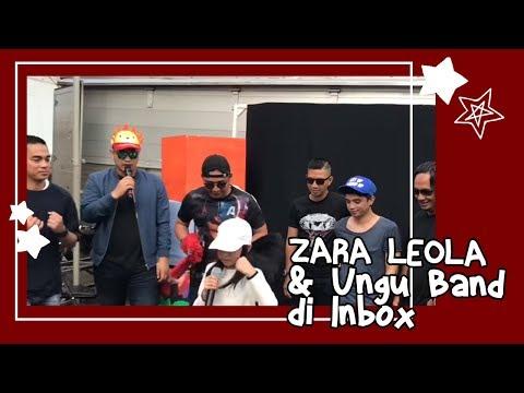 Zara Leola & Ungu Band ,Inbox 23 April 2017