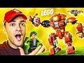 Montei o ÉPICO LEGO HULKBUSTER do Vingadores Guerra Infinita MP3
